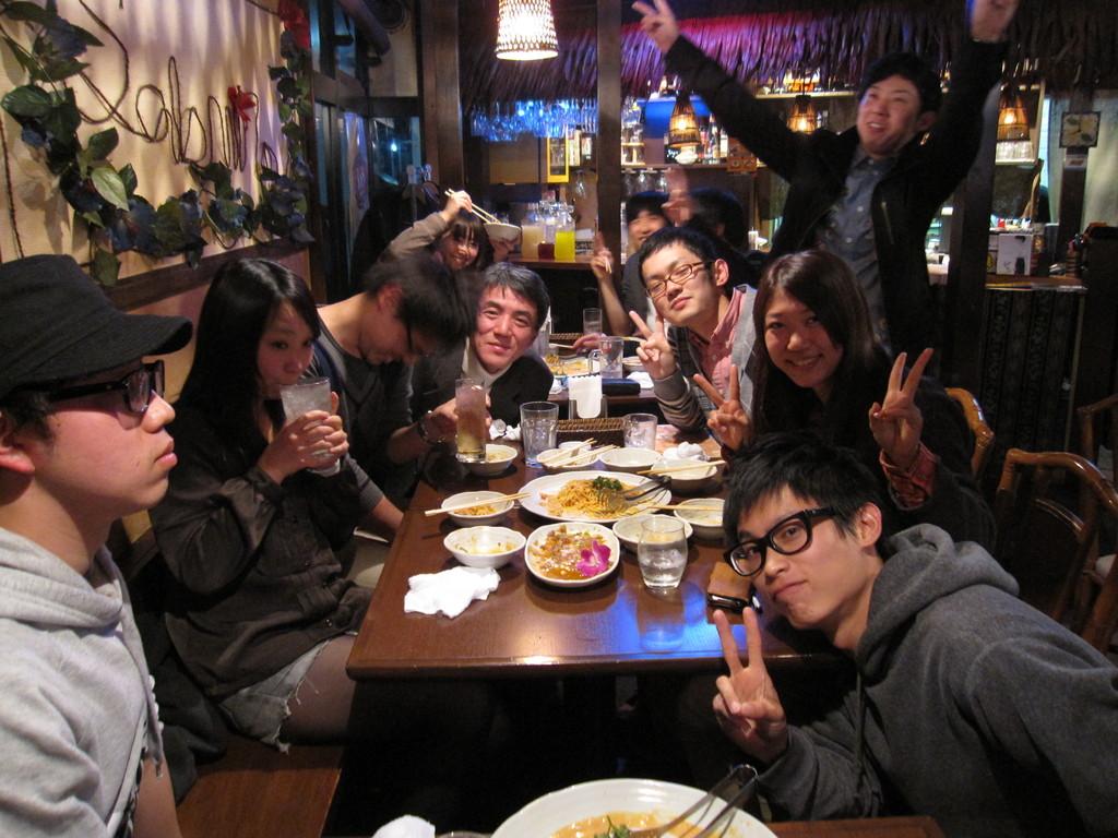 テーブル写真④☆