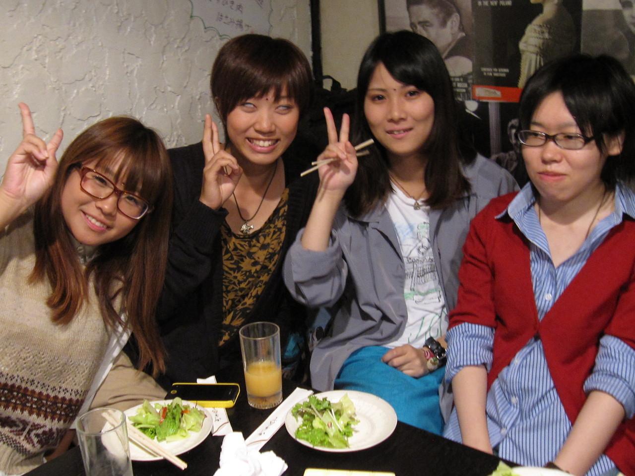 3女のみんな☆