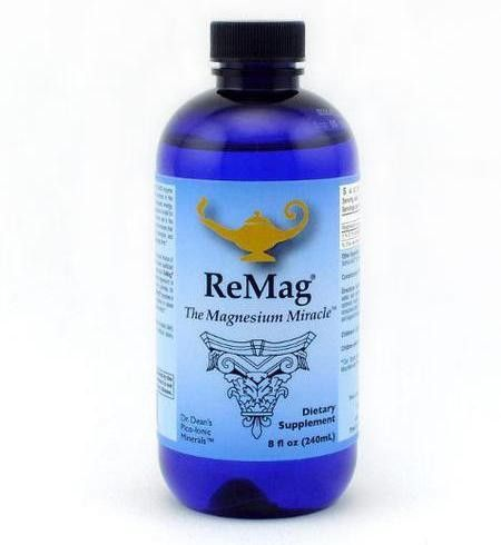 "ReMag  Dr. Dean´s ""the magnesium miracle"""