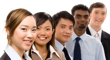 Un échantillon de la diversité des humains. Sources: http://sciences-rh.delemotte.com/