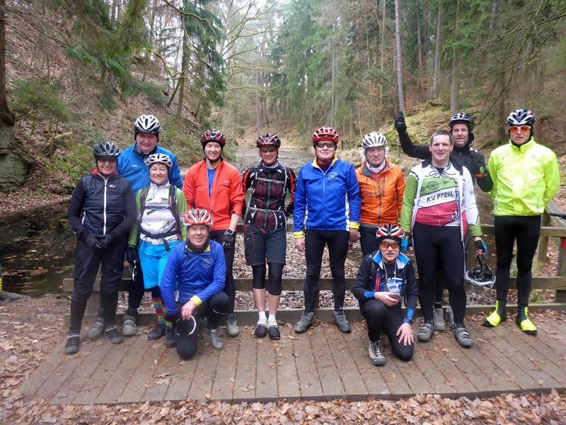 Tübinger-Panorama-MTB-Tour am Märchensee , weitere Bilder vom Armin gibt es beim Klick auf das Foto