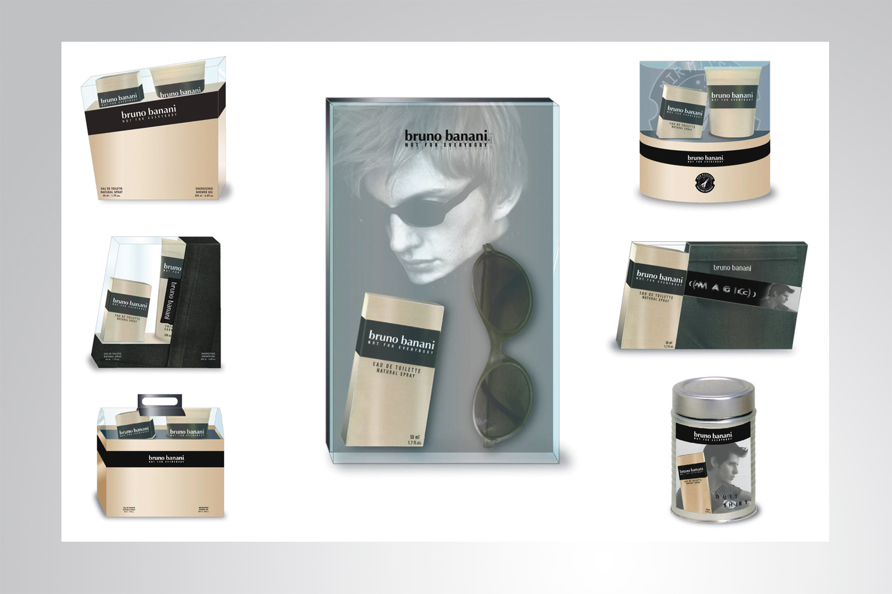 Kunde: Cosmopolitan Cosmetics · Produkt: VKF Bruno Banani