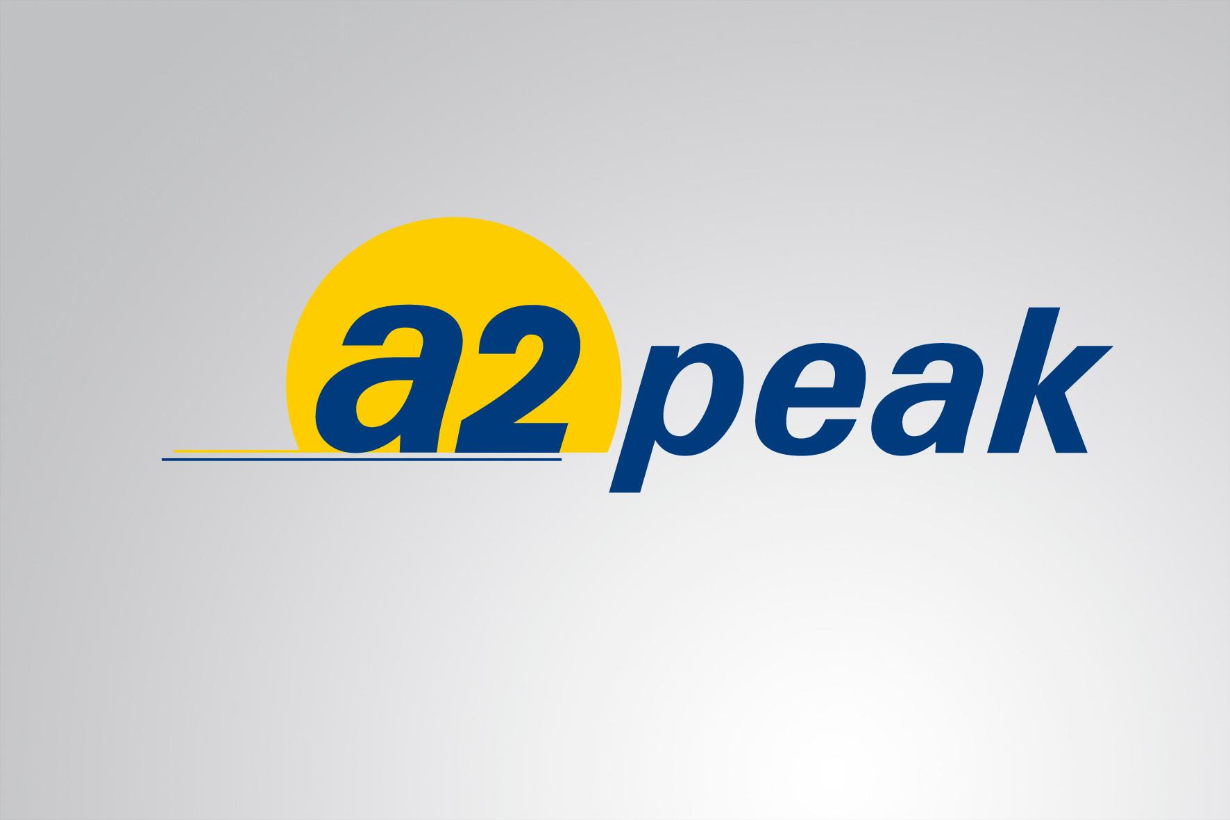 Kunde: a2peak · Produkt: Logoentwicklung