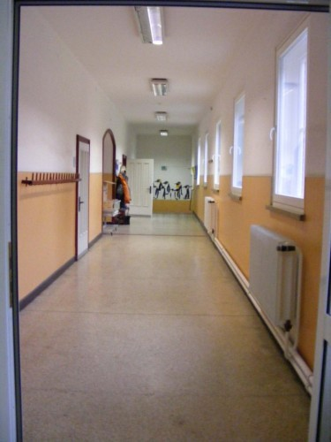 Neben der 4b findet man unseren großen Computerraum.