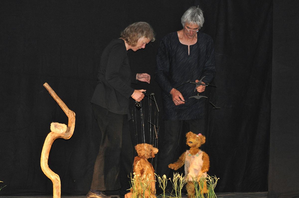 Marlene Gmelin and Detlef Schmelz