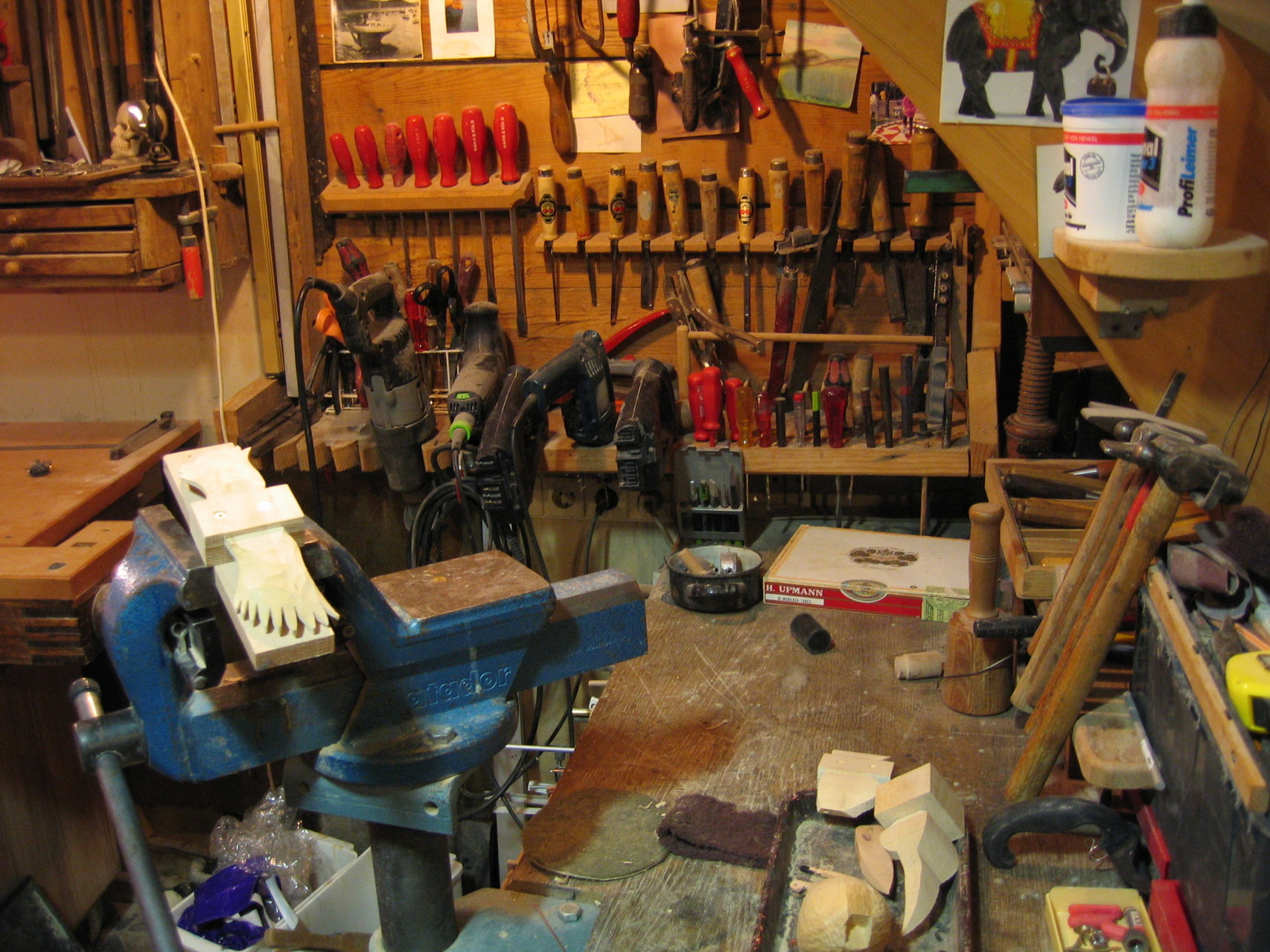 The Pendel workshop