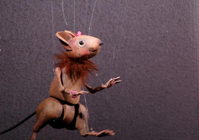 Eine Mäusepaar hat eine wunderhübsche Tochter...