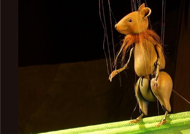 Ein Mäusevater erträumt sich...