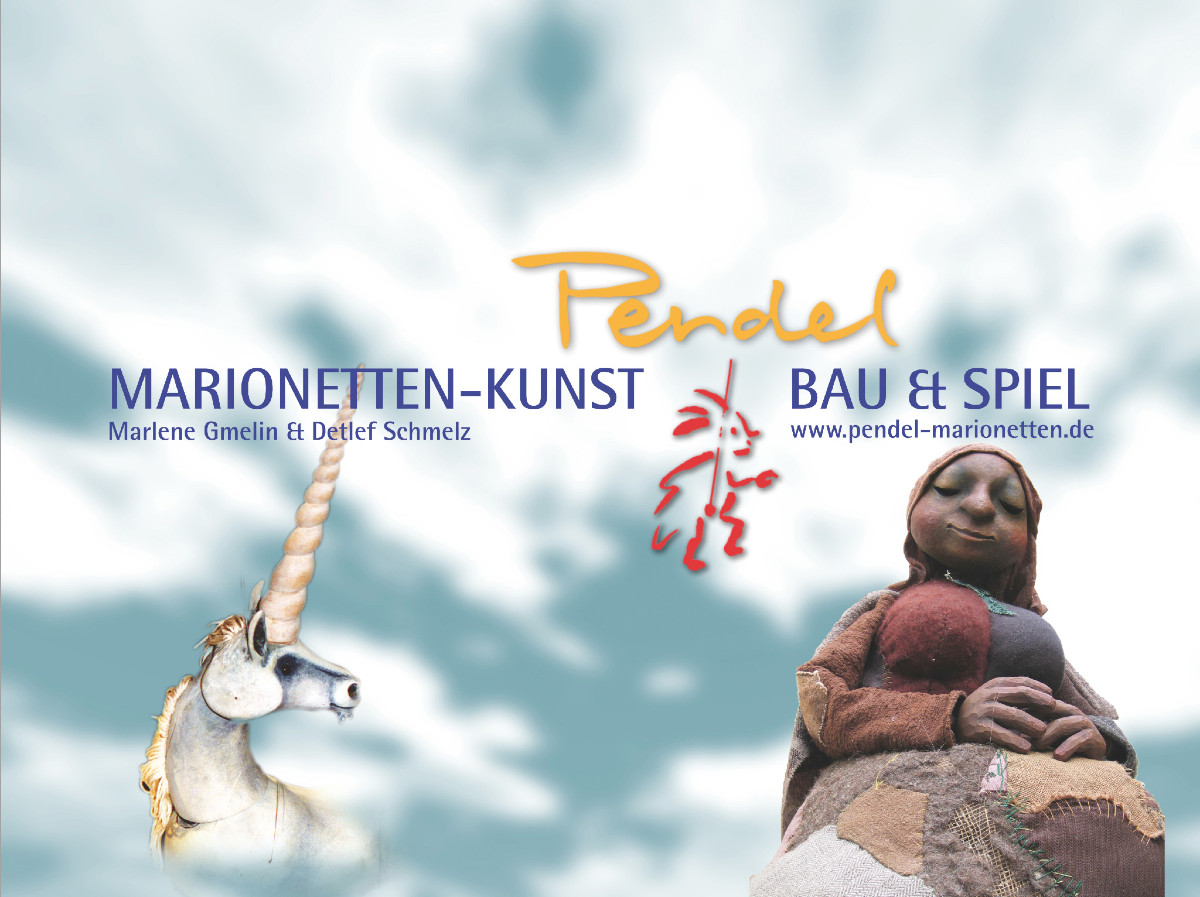 "Since 1990 Self-employed with the stage name ""Pendel"", exhibitions, galleries, artisan markets, international prizes (1996 and 2004 Eurodoll for the best puppet and 1999 Grand Prix of Gmunden/Austria, among others) 2004 recognition Staatspreis Baden Württ"