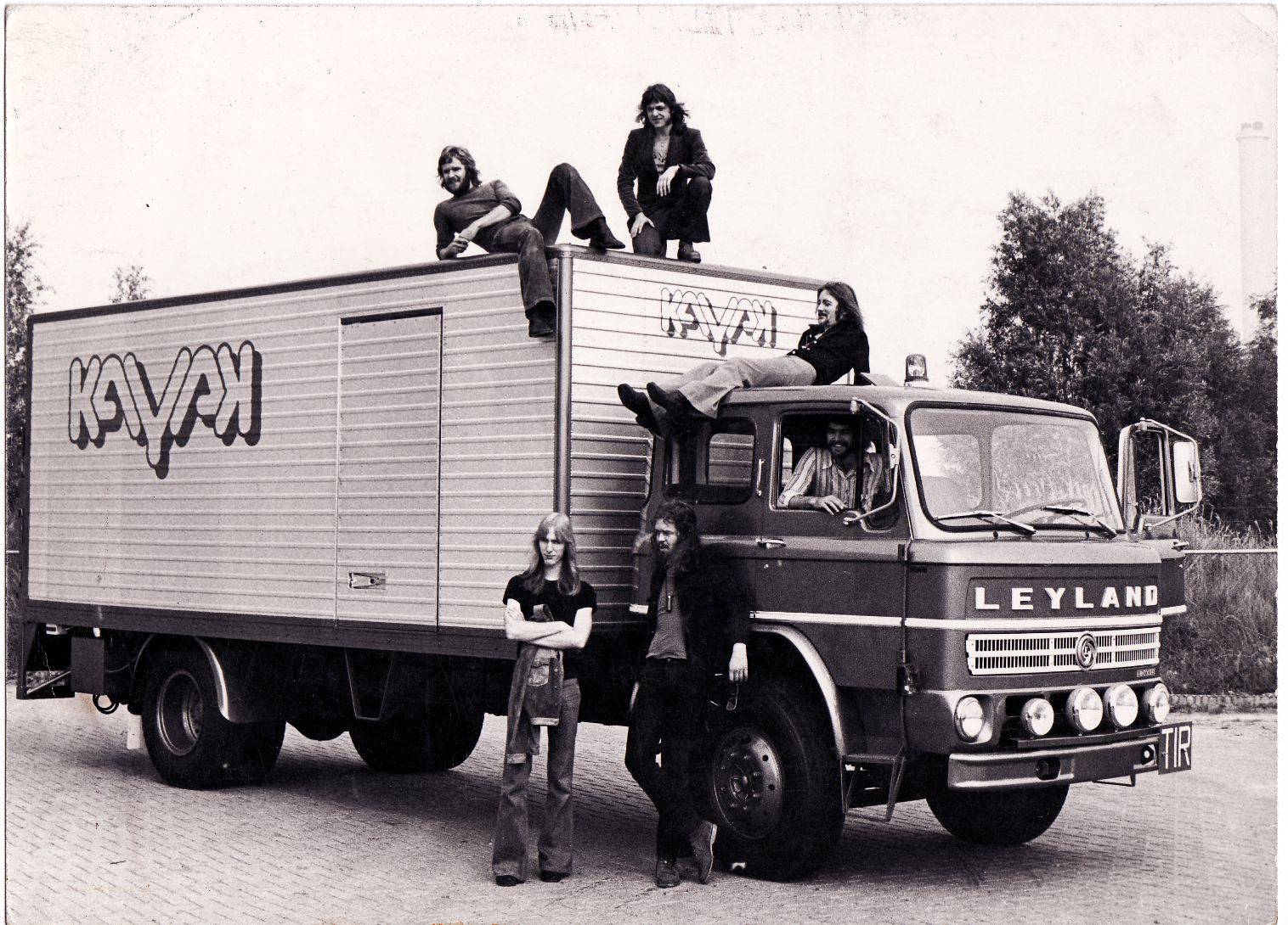 KAYAK Nederlandse popgroep