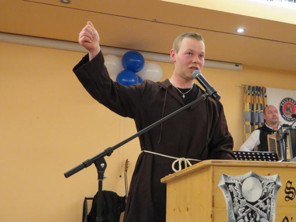 Fastenpredigt von Christian Senftl