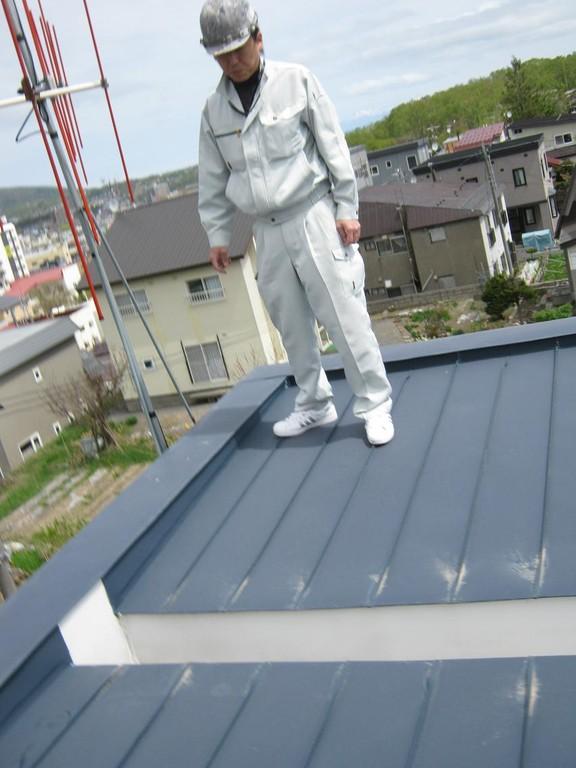 屋根の点検2