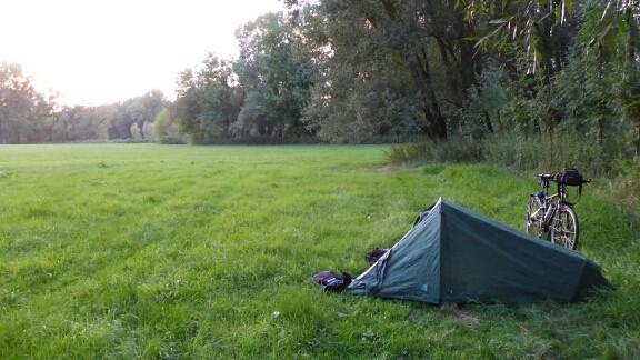 Camp Donauauen bei Neuburg a.d.Donau