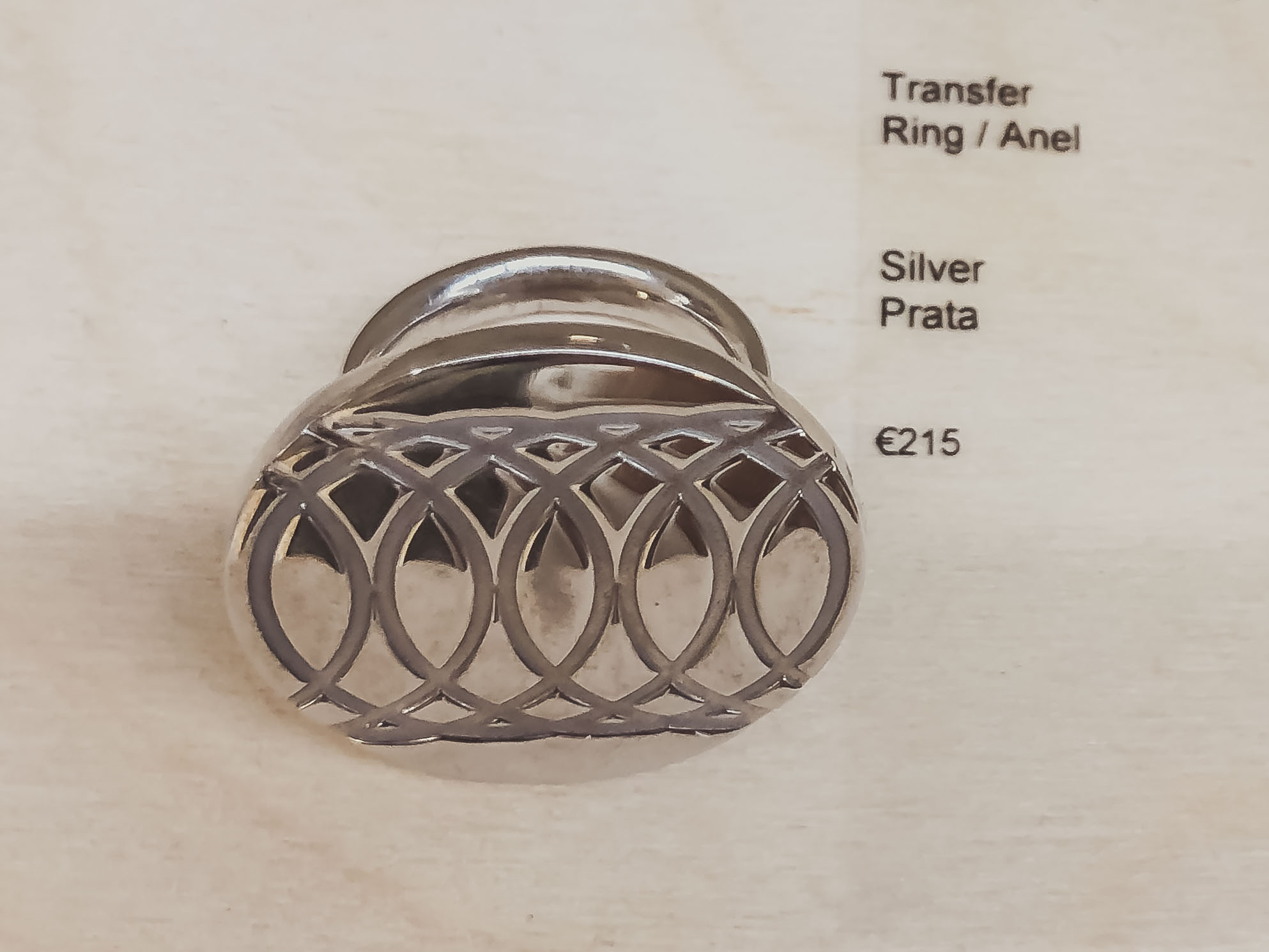 Susana Teixeira Jewelry - Portugal/Italy