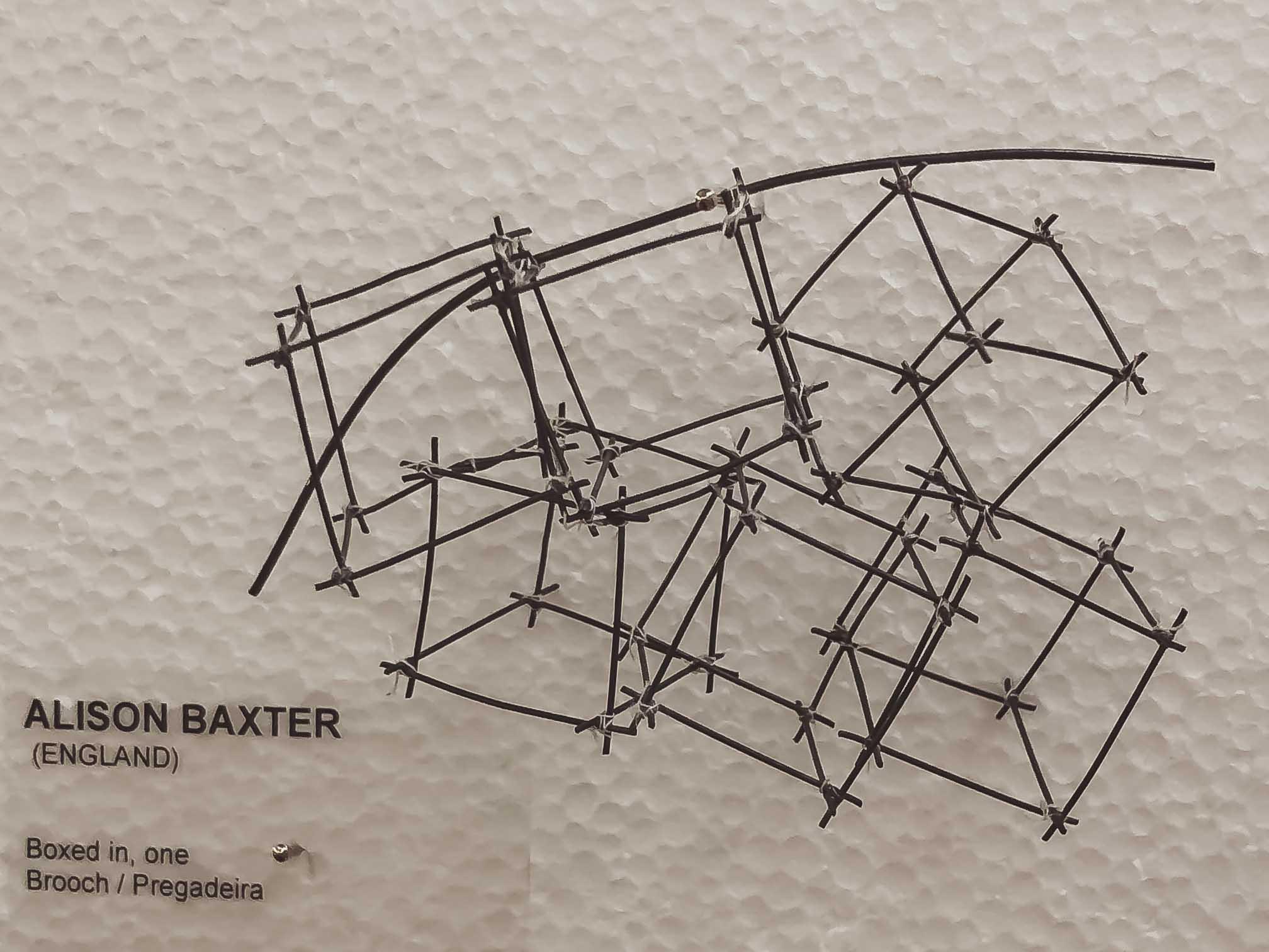 Alison Baxter - England