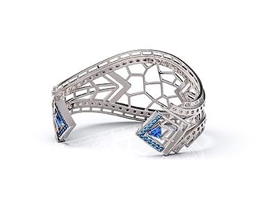 URBAN SLIVERS DESIGN bracelet