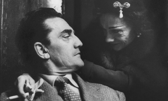 Luchino Visconti and Gabrielle Chanel