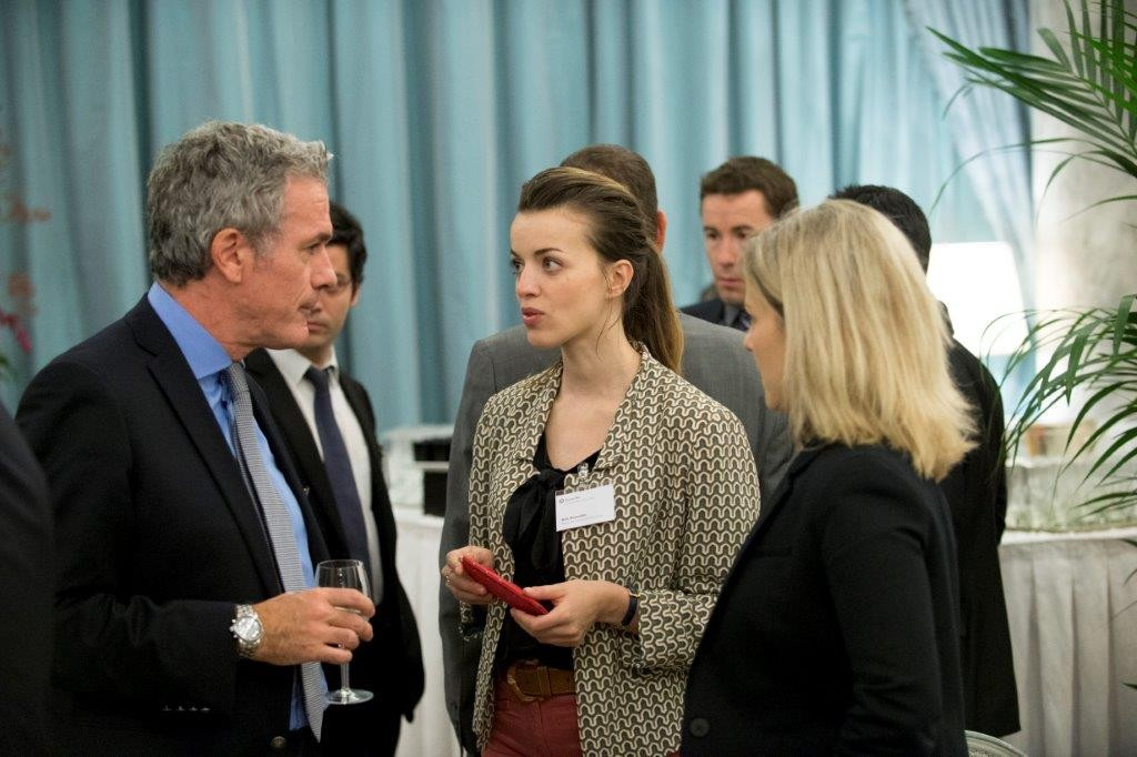Cocktail Swiss Re Corporate Solutions - 04 novembre 2015