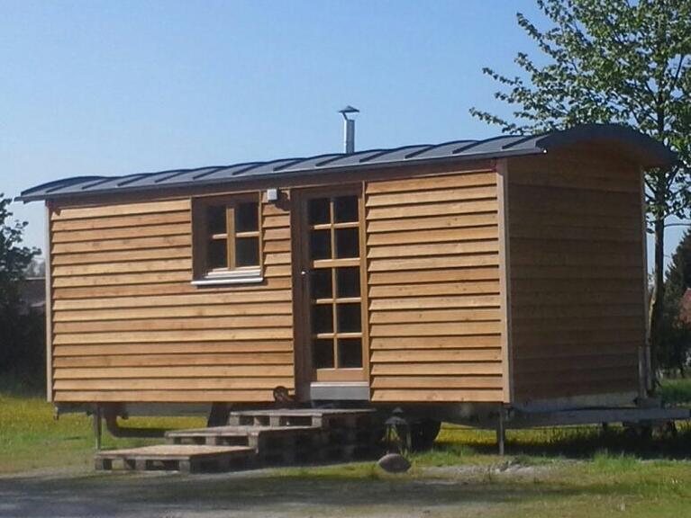 Tiny house gebraucht holzbau pletz for Mobiles wohnen im minihaus