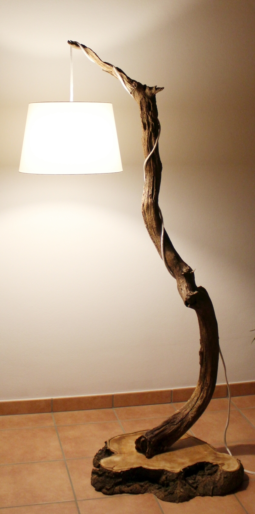 Lampen Holz Isch Holzkunstwerke