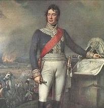 Bayrischer Generalfeldmarschall Carl Philipp Joseph von Wrede