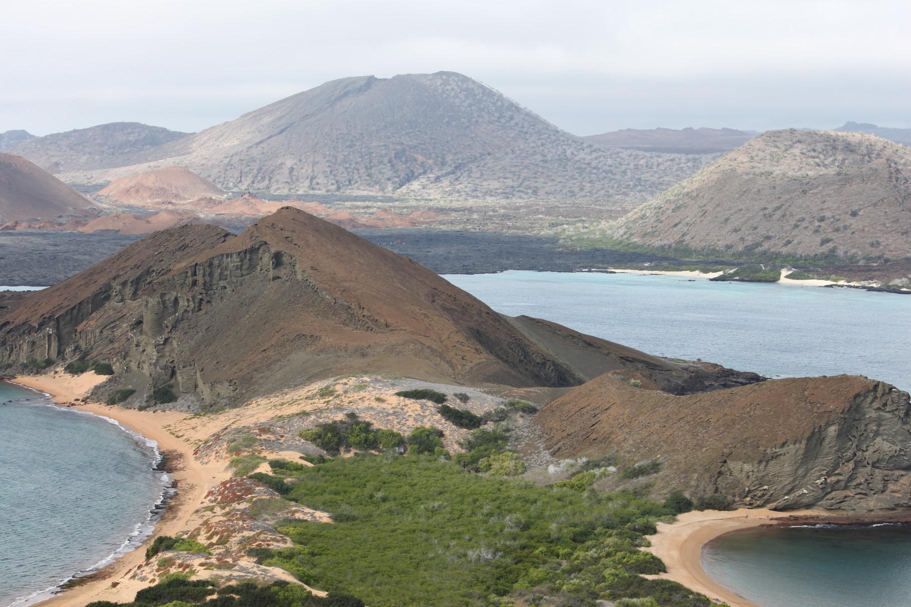 Galápagos inseln: Insel Bartolomé