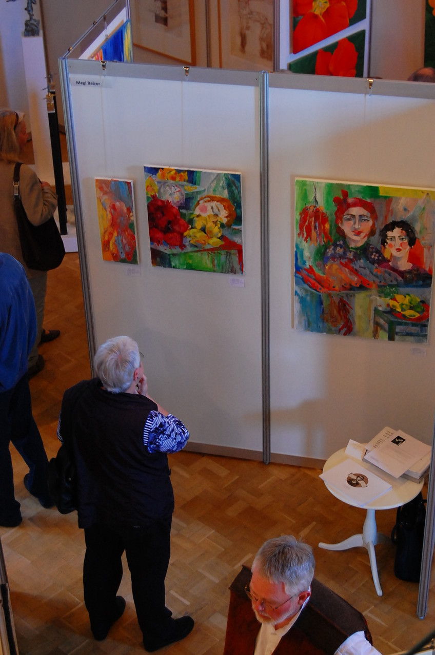 Stormart 2014/Künstlermesse Ammersbek