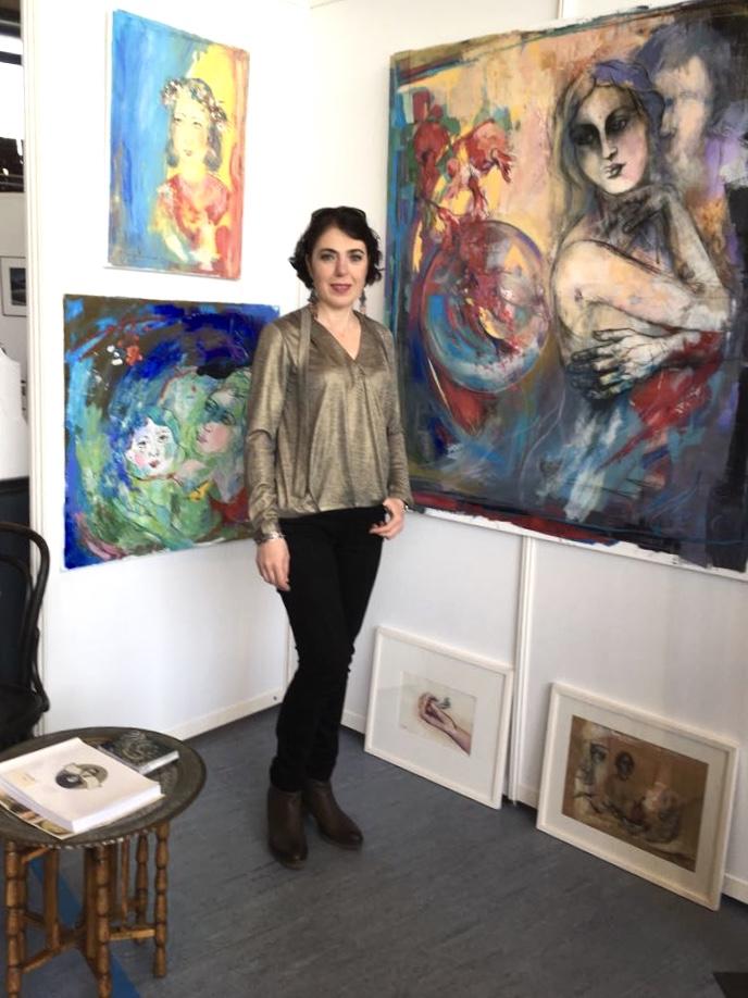 Ausstellung Stormart 2018