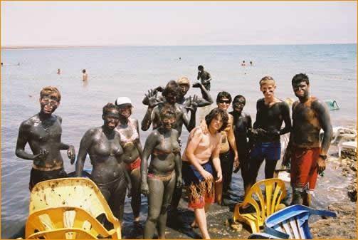 Gesundheitsvorsorge am Toten Meer