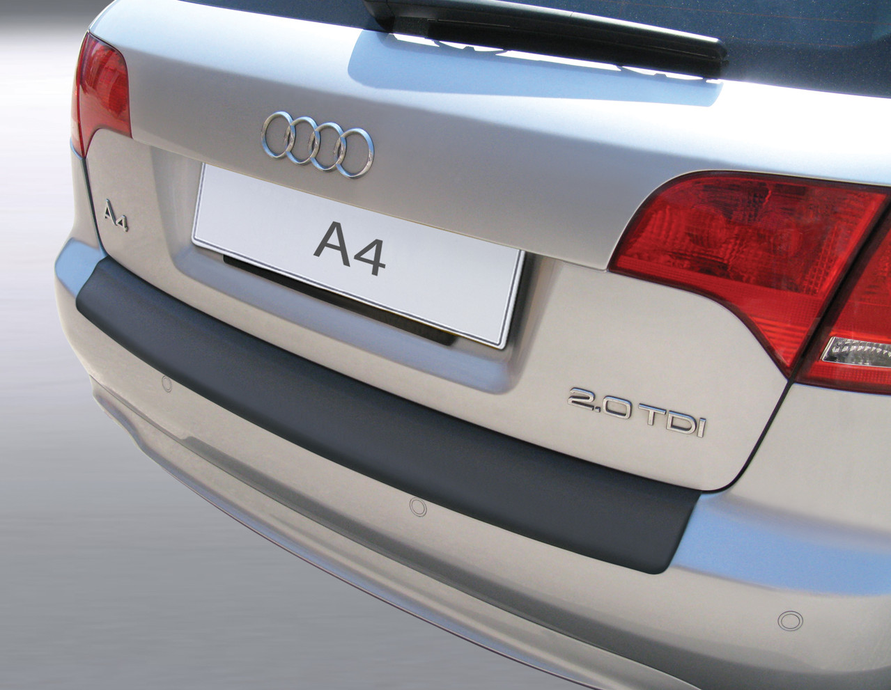 Audi A4 Avant Ladekantenschutz Stoßstangenschutz