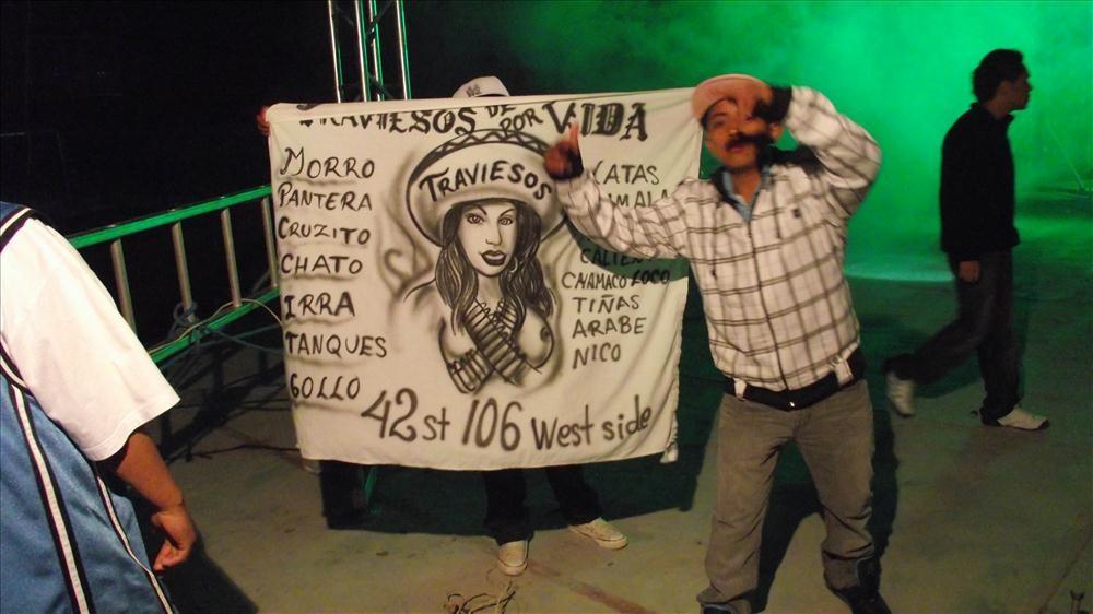 LOS ANGELES TRAVIESOS Y SU MATA