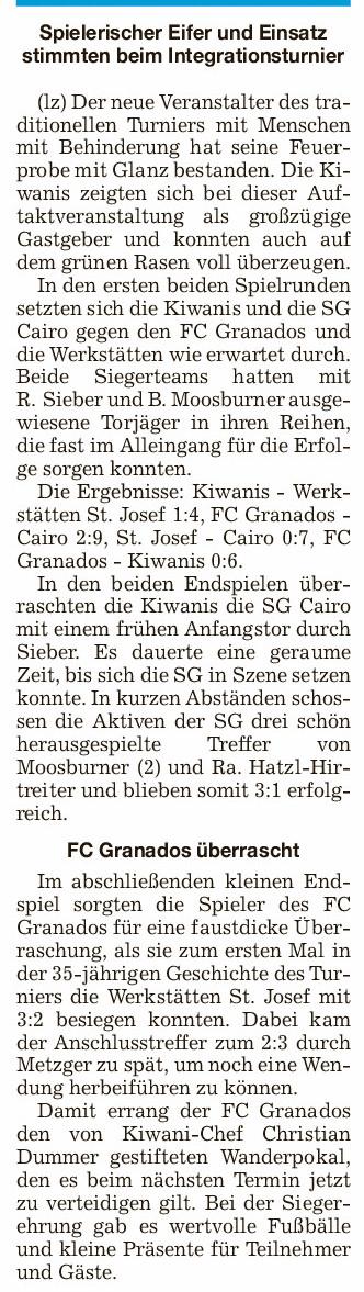 Straubinger Tagblatt vom 14.05.2019