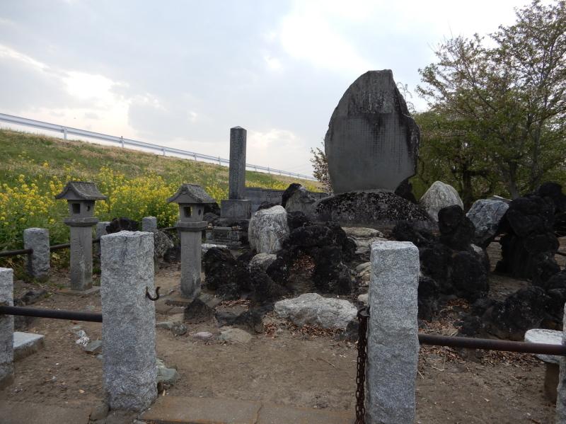 i26-3 福島大尉の墓(八甲田山山岳遭難 弘前隊の隊長)