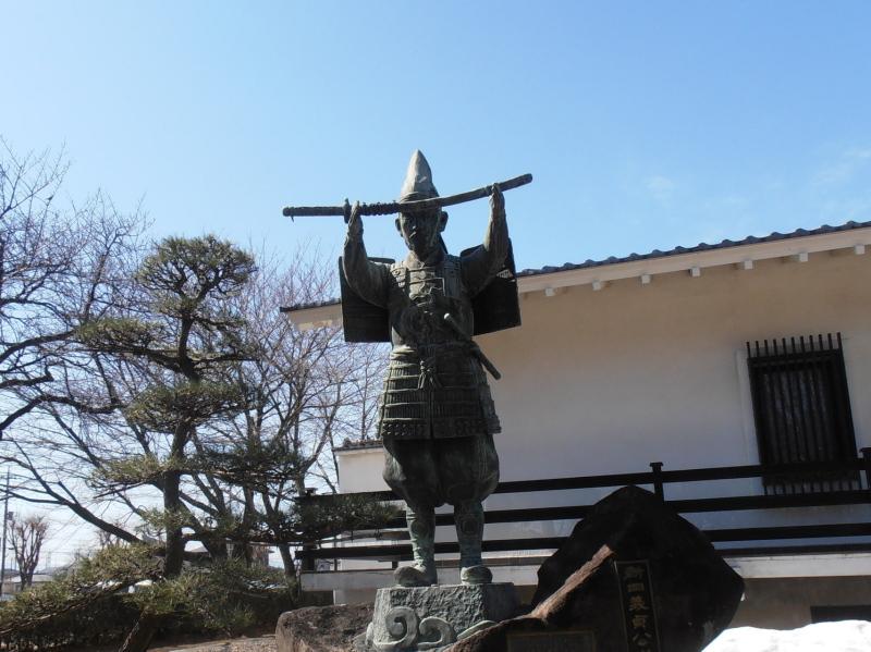 i00 新田義貞銅像
