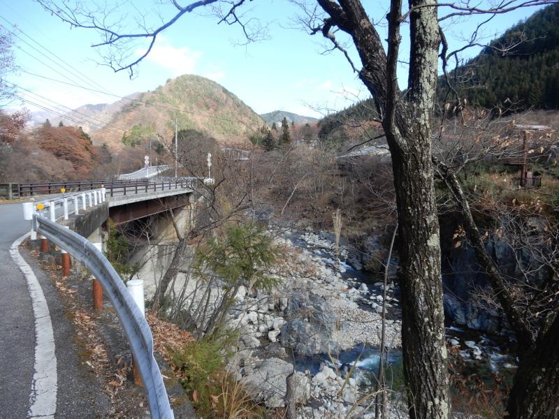 a12-1 大黒橋 渡良瀬左岸に神子内川が合流