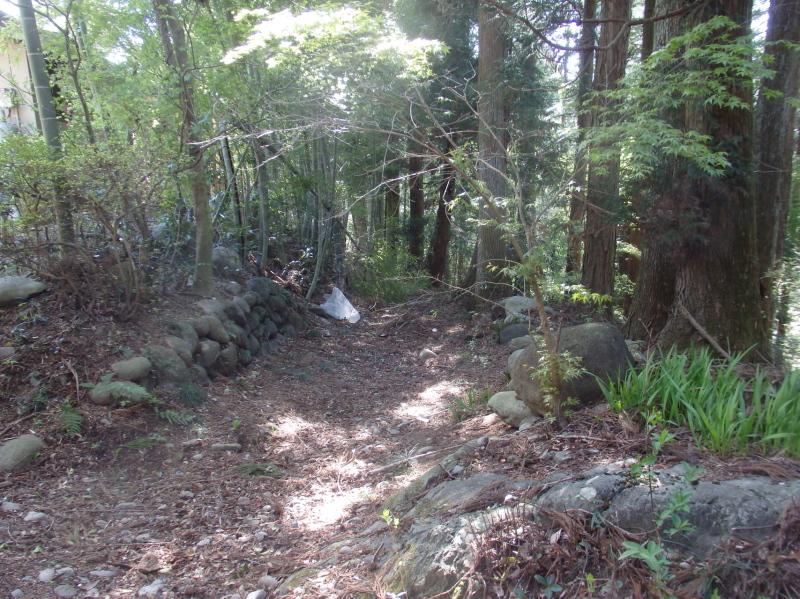 d23-3 旧道の痕跡