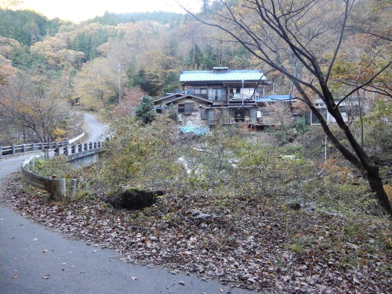 餅ヶ瀬地区の古民家