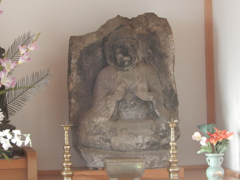 d02-3 地蔵菩薩坐像