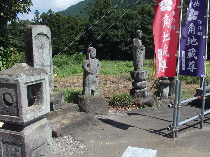 f02-2 角地蔵の石碑群