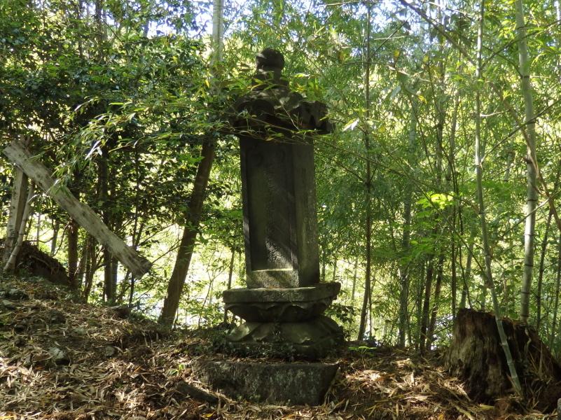寛永七年の庚申塔