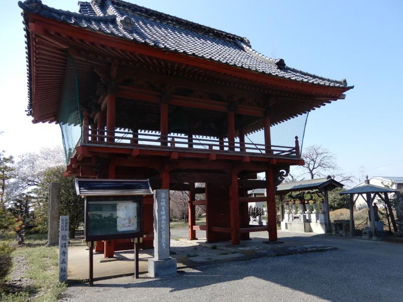 i14-2 龍得寺山門(鐘突堂)