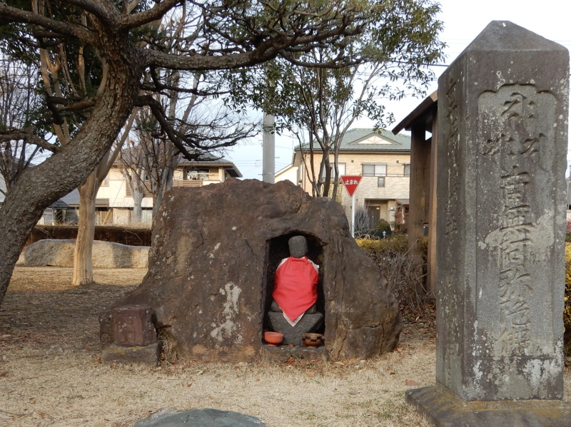 i23-1 薬師公園の地蔵尊