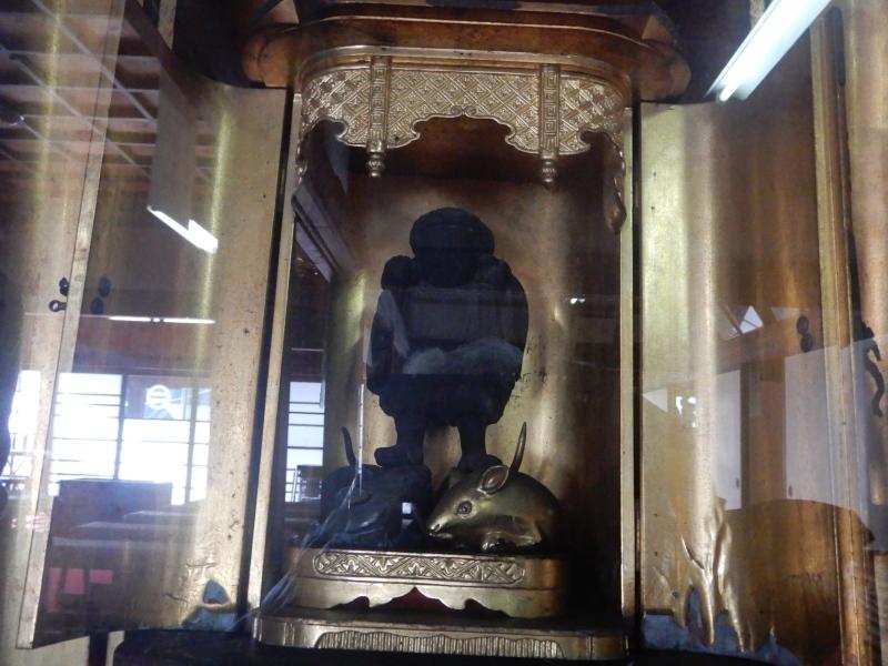 s16-1 宝増寺の波之利大黒 勝道上人の作と伝えられています。