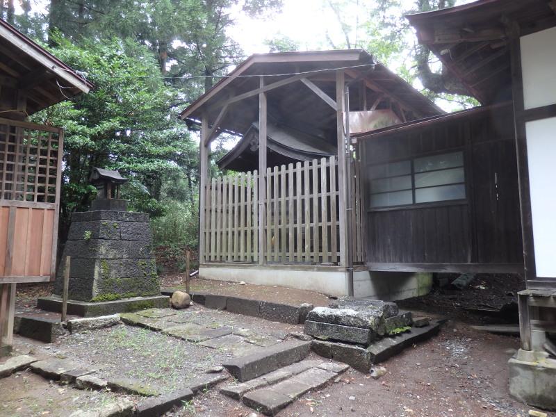 太郎神社 本殿