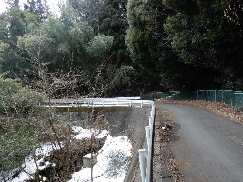 f07-1 旧滝ノ沢土橋付近