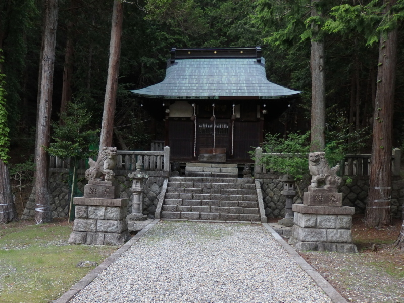 a19-5 磐裂神社拝殿