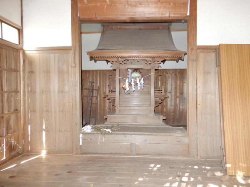 e23-3 津久瀬神社本殿