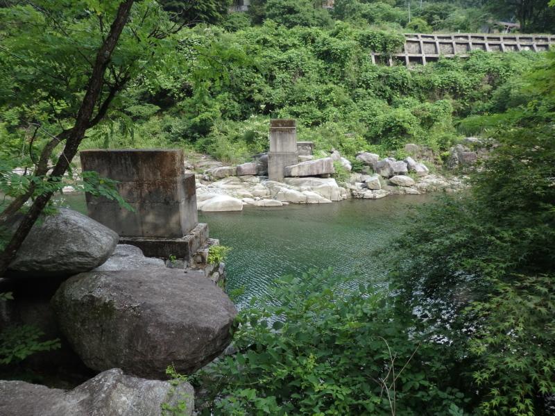 b05-2 旧沢入橋跡