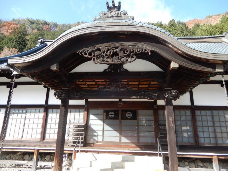 宝増寺本堂