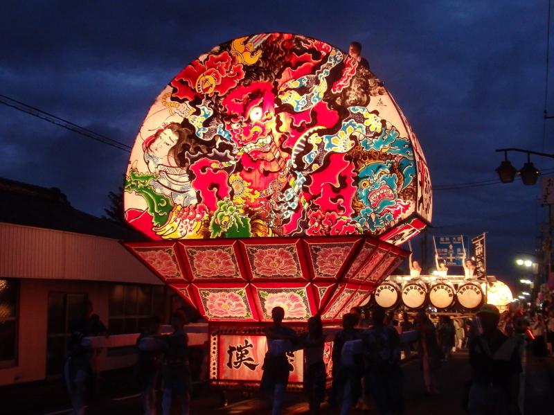 i32-5 尾島のねぷた祭り
